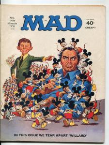 Mad-Magazine-#149-1972-Mingo-Mort Drucker-Don Martin-David Berg