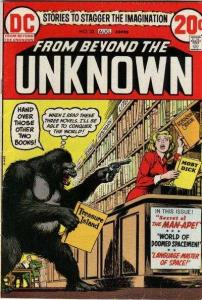 From Beyond the Unknown #23, VF+ (Stock photo)