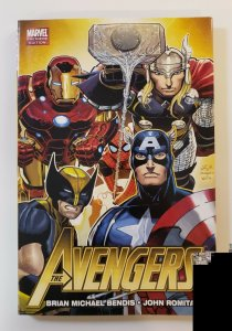 AVENGERS VOL.1 MARVEL PREMIERE EDITION FIRST PRINT HARD COVER 2011