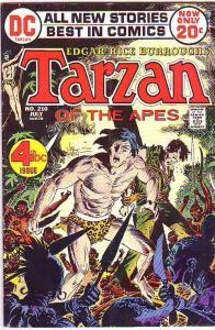Tarzan #210 (Jul-72) VG/FN Mid-Grade Tarzan
