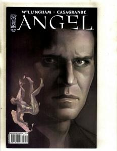 11 Angel IDW Comics # 33 35 36 38 39 40 41 Blood and Trenches # 1 2 3 4 SM13