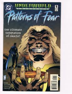 Patterns Of Fear # 1 DC Comic Books Underworld Unleashed Batgirl The Oracle!! 47