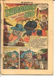 DURNAGO KID #5-BARGAIN COPY P