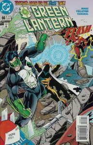 Green Lantern (3rd Series) #66 VF/NM; DC   save on shipping - details inside