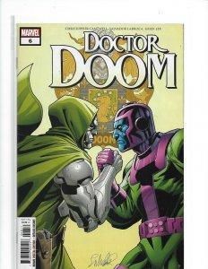 Doctor Doom #6  (2019)  NW03