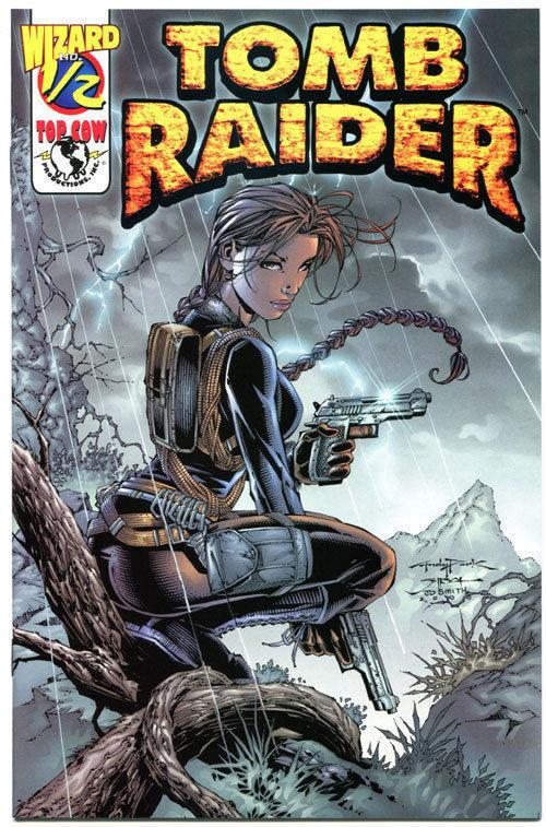 TOMB RAIDER #1/2 w/COA, NM+, Laura Croft, Wizard, Femme Fatale, more in store