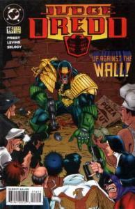 Judge Dredd (DC) #16 VF/NM; DC   save on shipping - details inside