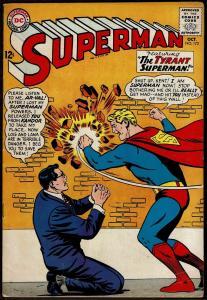 Superman #172 (Oct 1964, DC) 4.0 VG