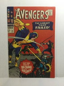 Avengers 35 Fn/Vf Fine/Very Fine 7.0 Marvel Comics