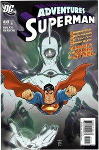 Adventures of Superman #641 NM+