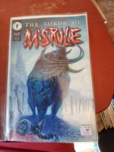 The Lords of Misrule #5
