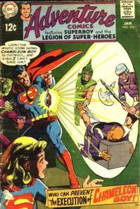 Adventure Comics (1938 series) #376, VG (Stock photo)