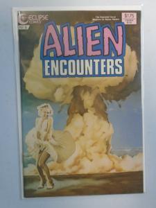 Alien Encounters #8 Marilyn Monroe  6.0/FN (1986)