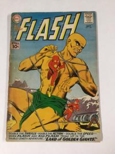 Flash 120 2.0 Gd Good Cover Detached Dc Comics Silver Age