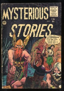 Mysterious Stories #5 GD 2.0