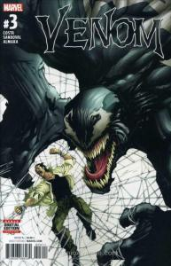 Venom (3rd Series) #3 VF/NM; Marvel | save on shipping - details inside
