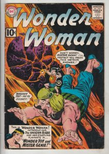 Wonder Woman #126 (Nov-61) VG+ Affordable-Grade Wonder Woman