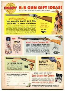 4 Horseman of the Apocalypse- Four Color Comics #1250 1961 G