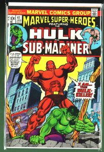 Marvel Super-Heroes #41 (1974)