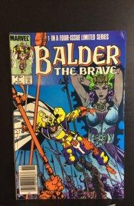 Balder the Brave #1 (1985)