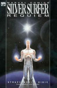 Silver Surfer: Requiem #1 FN; Marvel   save on shipping - details inside