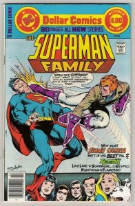 SUPERMAN FAMILY #185, VF+, Supergirl, Lois Lane, Neal Adams, DC 1977