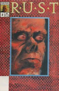 Rust (2nd Series) #2 VF/NM; Now | save on shipping - details inside