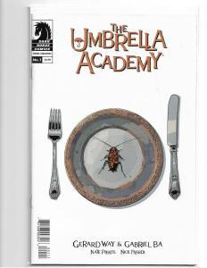 The Umbrella Academy Hotel Oblivion #1 Cover A Variant Dark Horse Comics 2018 NM