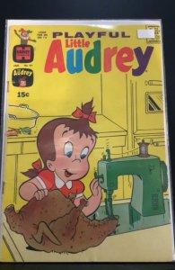 Playful Little Audrey #93