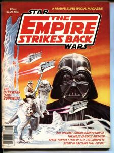 Marvel Super Special #16 VF 1980- Empire Strikes Back  Yoda Boba Fett