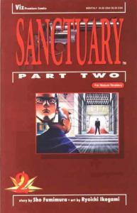 Sanctuary Part 2 #2 FN; Viz | save on shipping - details inside