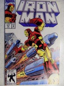 INVINCIBLE IRON MAN # 277
