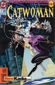 Catwoman (1993 series) #7, NM (Stock photo)