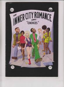 Inner City Romance #1 FN (2nd) print - last gasp GUY COLWELL underground comix