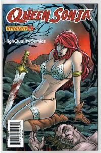QUEEN RED SONJA #14, NM-, She-Devil, Carlos Rafael, 2009, more RS in store