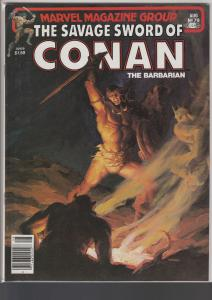 Savage Sword of Conan #79