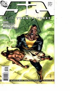Lot Of 5 52 DC Comic Books #23 24 25 26 27 Batman Flash Superman LH17