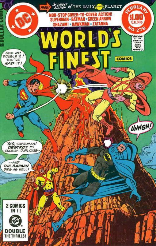 World's Finest Comics #276 VF/NM; DC | save on shipping - details inside