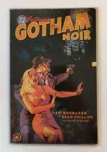 BATMAN: GOTHAM NOIR TPB ONE SHOT PRESTIGE FORMAT ED BRUBAKER NM