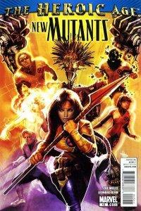 New Mutants (2009 series) #15, NM + (Stock photo)