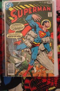 Superman 325 VF