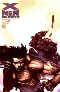 X-Men Unlimited (1993 series) #50, NM (Stock photo)