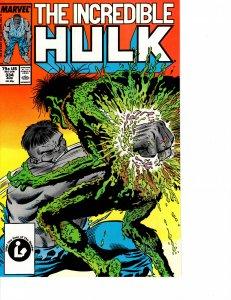 Incredible Hulk (1968) #334 VF (8.0) McFarlane