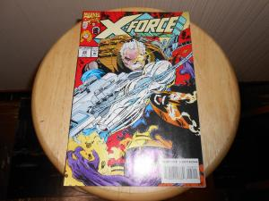 X-Force (1991 1st Series) #28 Nov 1993 Cover price $1.25 Marvel