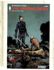 Lot Of 6 Walking Dead Image Comic Books # 134 135 136 137 138 139 Rick Negan RP4
