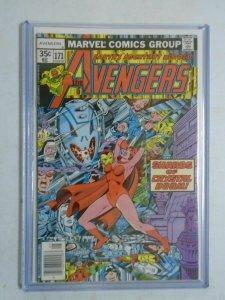 Avengers #171 7.0 FN VF (1978)