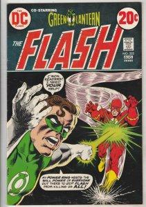 Flash, The #222 (Aug-73) VF/NM High-Grade Flash