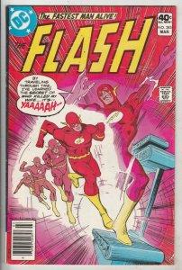 Flash, The #283 (Mar-80) NM- High-Grade Flash
