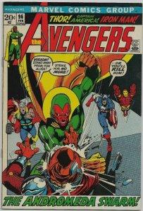 The Avengers #96. NM!