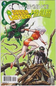 Convergence: Green Lantern/Parallax #2